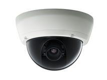 surveillance d'appareil-photo Images libres de droits