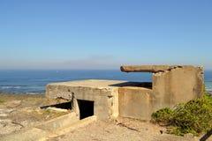 Surveillance de l'observation WW2 Photos libres de droits