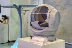 Surveillance de reconnaissance et système d'optimisation électro-optiques images stock