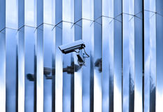 Surveillance Equipment Royalty Free Stock Photo
