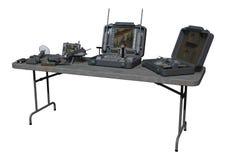 Surveillance Equipment Stock Image
