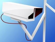 Surveillance light Royalty Free Stock Photography