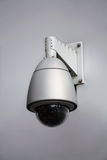 Surveillance security camera Royalty Free Stock Photography