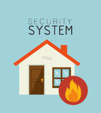 Surveillance security system Royalty Free Stock Photo