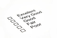 Survey Stock Photography