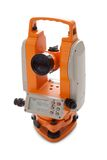 Survey equipment theodolite Royalty Free Stock Photo