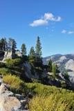 A survey platform in Yosemite Royalty Free Stock Image
