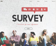 Survey Suggestion Opinion Review Feedback Concept. Diverse People Online Survey Suggestion Opinion Review Feedback royalty free stock images