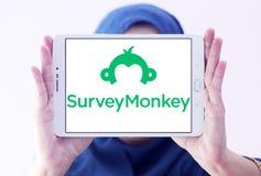 SurveyMonkey-Logo Lizenzfreies Stockfoto