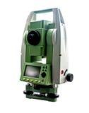 Surveyor equipment Stock Images