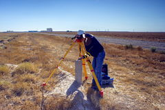 Surveyor Stock Images