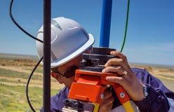 Surveyor. Stock Photography