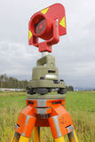 Surveyors Prism Stock Photos