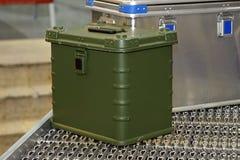 Survival box Stock Photo