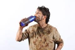 Survival man Stock Photography