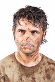 Survival man Stock Photo