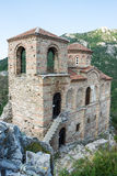 The only surviving building in the Asenova Fortress Royalty Free Stock Photography