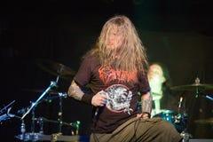 Survivors Zero Band concert Royalty Free Stock Photos