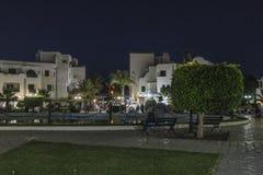 Susa di notte Fotografia Stock Libera da Diritti