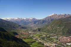 Susa Valley Stock Photography