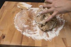 Susamielli Italiano dulce de Christnas del traditionale Fotos de archivo