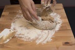 Susamielli Italiano dulce de Christnas del traditionale Imagenes de archivo