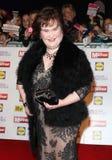 Susan Boyle στοκ εικόνες