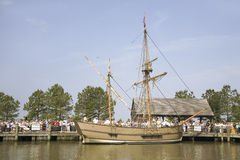 The Susan Constant, Royalty Free Stock Photography