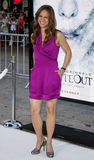 Susan Downey. At the Los Angeles Premiere of `Whiteout` held at the Mann Village Theater in LWestwood, California, United States on September 9, 2009 royalty free stock photo