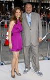 Susan Downey och Joel Silver Royaltyfri Foto