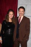 Susan Downey, Robert Downey Jr Stock Photography