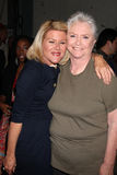 Susan Flannery, Alley Mills Immagine Stock