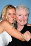 Susan Flannery,Katherine Kelly Lang Stock Photography