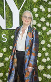 Susan Hifferty. Costume designer Susan Hifferty arrives on the red carpet for the 71st Annual Tony Awards at the Radio City Music Hall in New York on June 11 Stock Photos