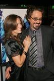 Susan Levin, beso, Robert Downey Jr, Robert Downey Jr. , Robert Downey, JR. fotos de archivo