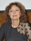 Susan Sarandon Royalty-vrije Stock Fotografie