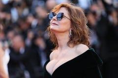 Susan Sarandon assiste au ` Isma de Les Fantomes d de fantômes du ` s d'Ismael de ` Photos stock