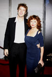 Susan Sarandon and Jack Robbins Royalty Free Stock Photo