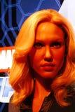 Susan Storm no museu da senhora Tussauds em Las Vegas Imagens de Stock Royalty Free