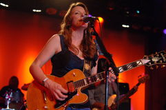 Susan Tedeschi Royalty Free Stock Photo
