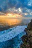 Suset de Bali Fotos de Stock