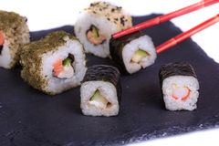 Sush and Roll Stock Photo
