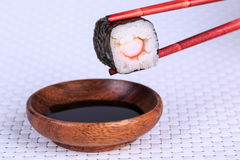 Sush and Roll Royalty Free Stock Image