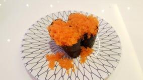 Sushi är klassisk original- mat från Japan arkivbilder