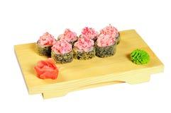 Sushi 001 Image stock