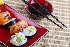 Sushi Fotografia Stock Libera da Diritti