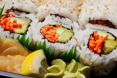 Sushi Royalty Free Stock Photography
