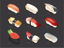 Sushi Royalty Free Stock Photos