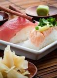 Sushi Photos libres de droits