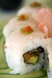 Sushi 2 del Bulls-eye Fotografie Stock